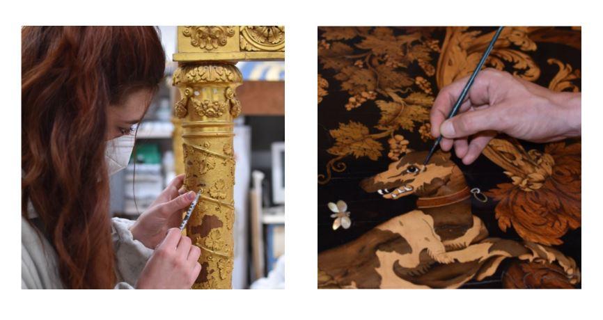 CORSO GRATUITO PER TECNICO DEL RESTAURO DI BENI CULTURALI – settore manufatti scolpiti in legno, arredi e strutture lignee
