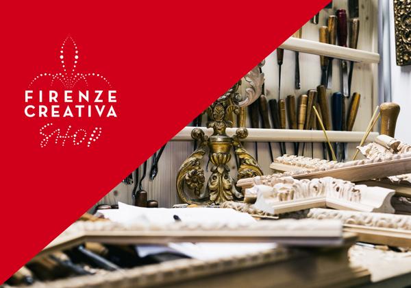 Firenze Creativa Shop: il portale online dedicato all'artigianato artistico dell'area metropolitana di Firenze